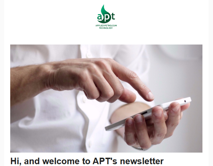APT launches newsletter